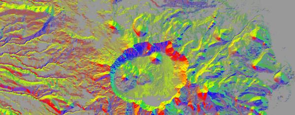 Aspect-Slope Maps in QGIS – King's Geocomputation
