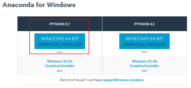 Install Anaconda on Windows